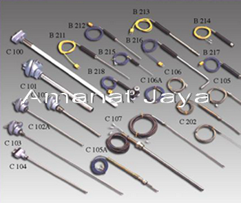 Thermocouple All type
